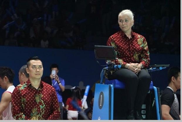 Peraturan bulutangkis (badminton) - pustakapengetahuan.com