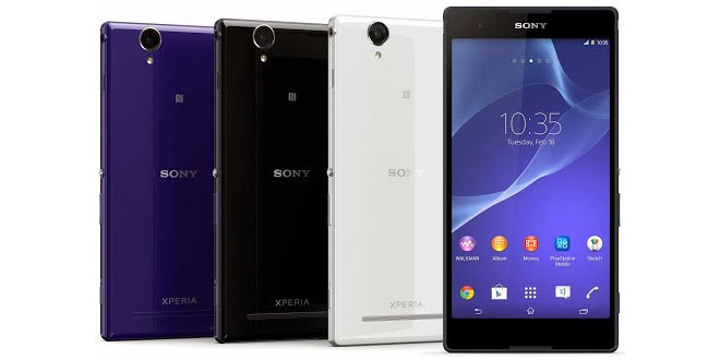 Sony Xperia T2 Ultra receives Android 4.4 KitKat software update