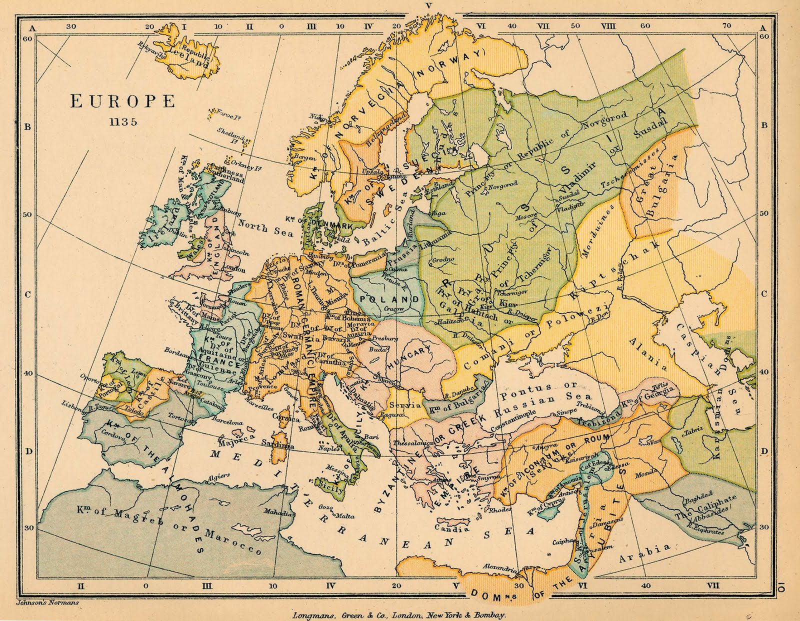 conflict in europe during 1560 1650 essay