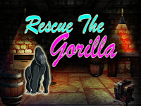 Top10NewGames - Top10 Rescue The Gorilla