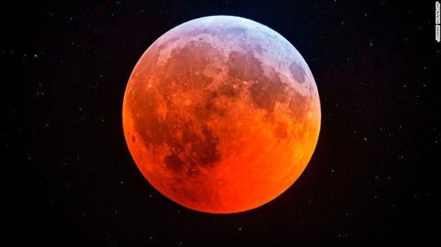 Super blood wolf moon: The rare look seen in the sky, will not last fortwo years.