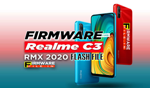 Realme C3 RMX 2020 Flash File