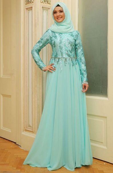 Busana Muslim Modern Baju Muslim Modern Brokat