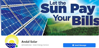 Online Interview Series Part 5: Andal Solar - Let the Sun Pay your Bills