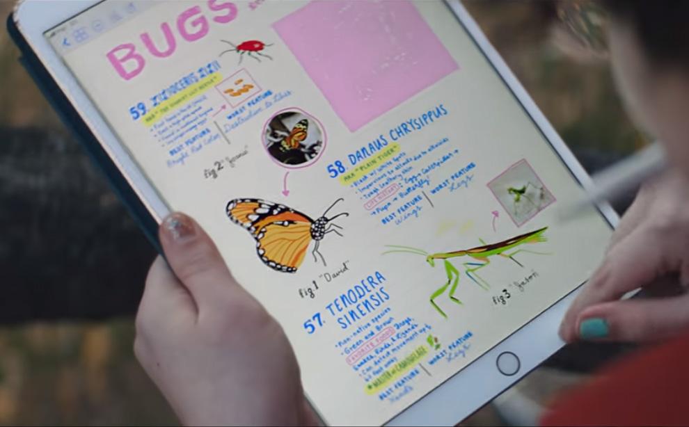 iPad Pro:AR擴增實境+行動筆記神器 (影片)