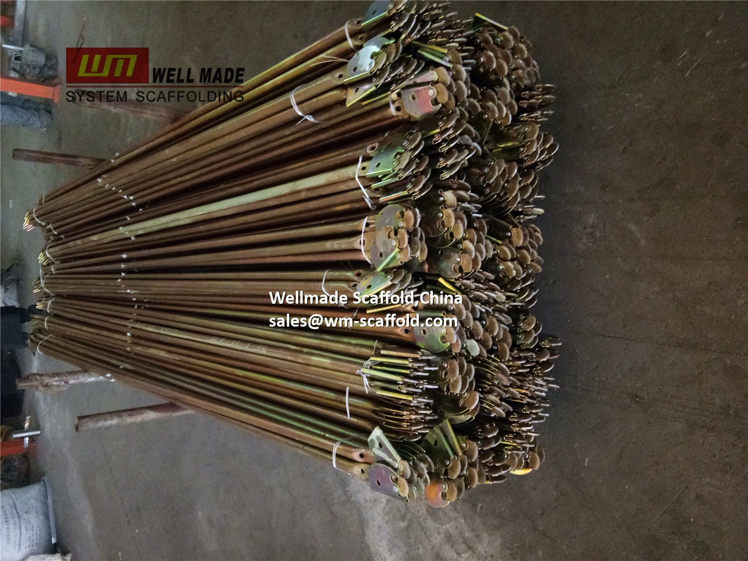 Snap On Scaffolding : Formwork scaffolding materials walk through frame