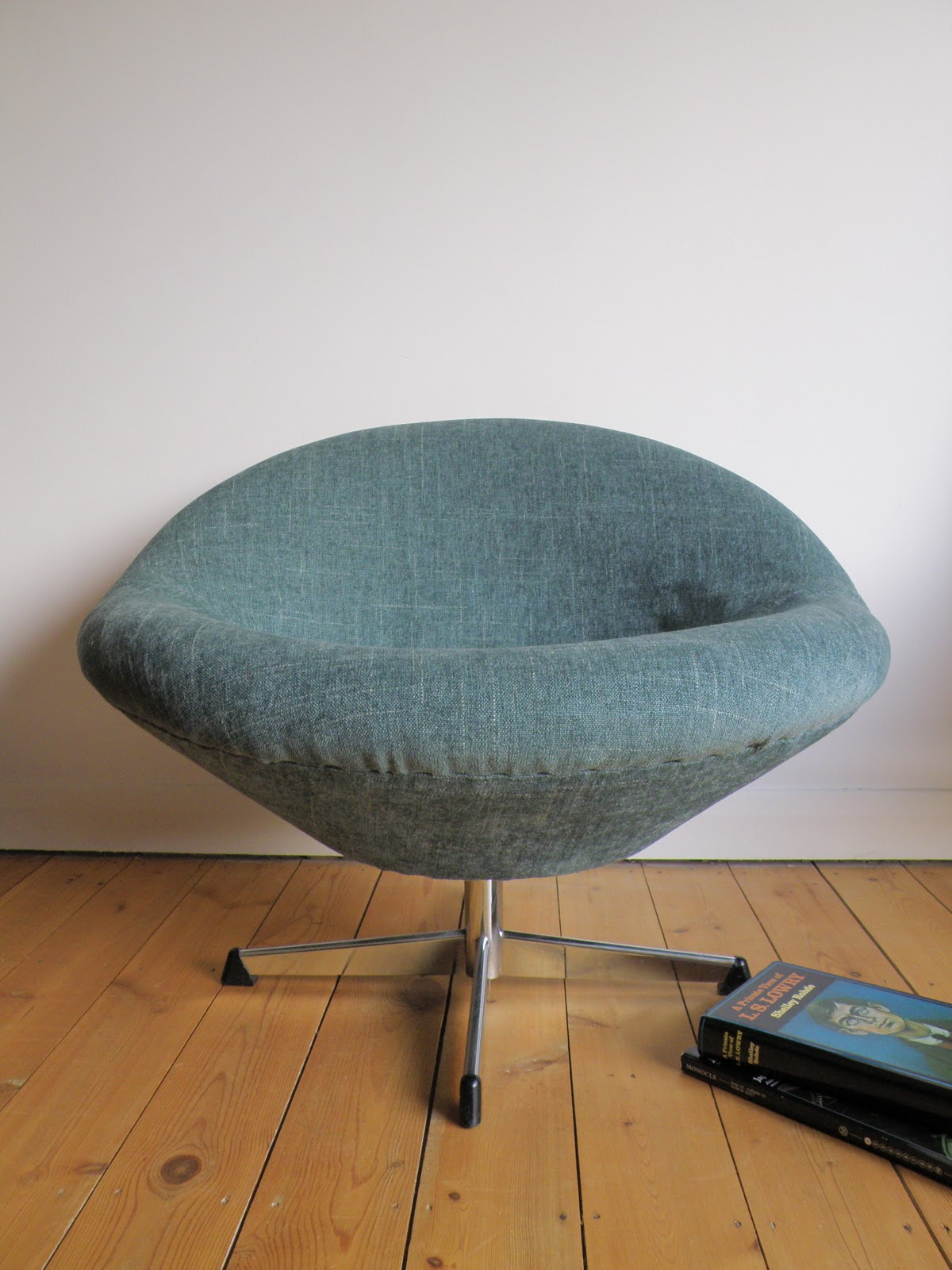 vernon panton chair wedding covers hire devon antikmodern the shop reupholstered sixties bucket