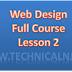 How to get free Domain - Web Design L-2  - Technical NJ