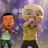 Lirik Lagu Boria Suka-Suka Ost Upin & Ipin