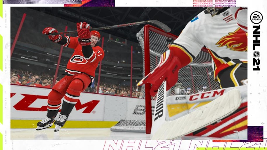 NHL 21 Review - hockey like in the old days