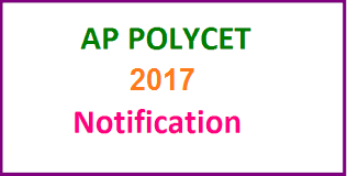 AP POLYCET CEEP 2017 Notification