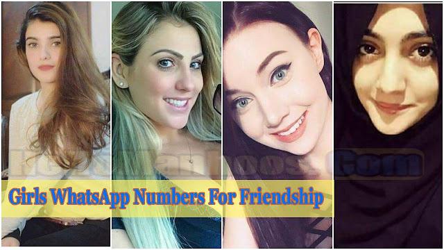 Pakistani girls Whatsapp numbers for friendship 2021 | Whatsapp girls number