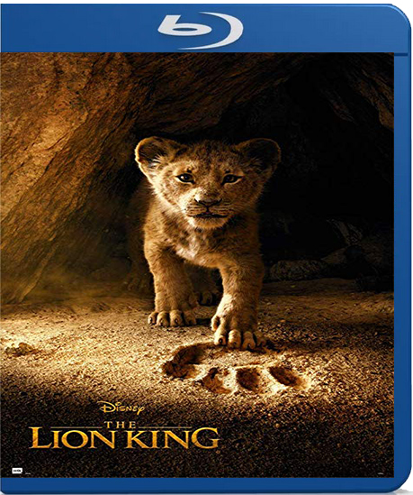 The Lion King [2019] [BD25] [Latino]