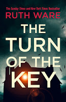 The Turn of the Key by Ruth Ware book cover