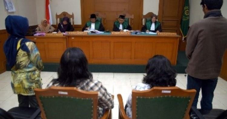 Emosi Gugatan Cerai Istrinya Dikabulkan, Pria Aceh Pukul Kepala Pak Hakim
