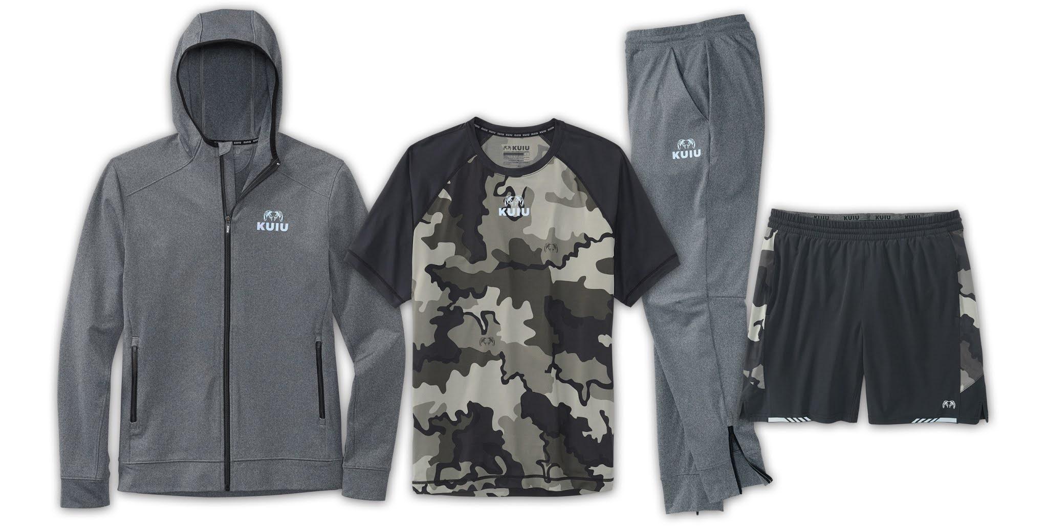 KUIU  تقدم خطًا جديدًا من ملابس التدريب لربيع 2021