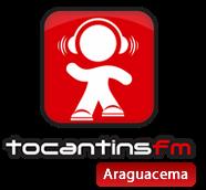 Rádio Tocantins FM de Araguacema ao vivo