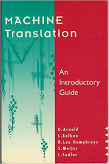 Machine Translation: An Introductory Guide