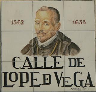 Lope de Vega, Amor y poesía