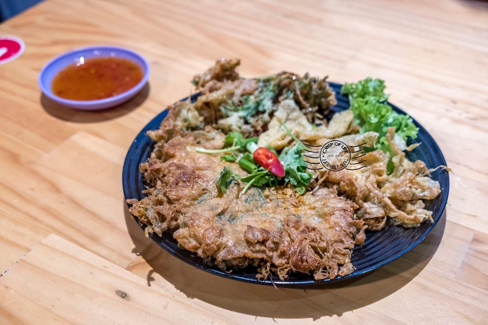 Krung Thep Thai Street Food at Lorong Selamat, Georgetown, Penang