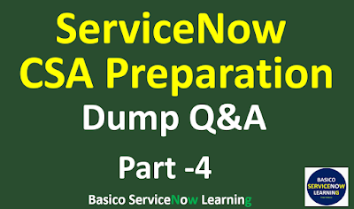 ServiceNow Certified System Administrator Exam Preparation, Preparation of ServiceNow Certified System Administrator Exam