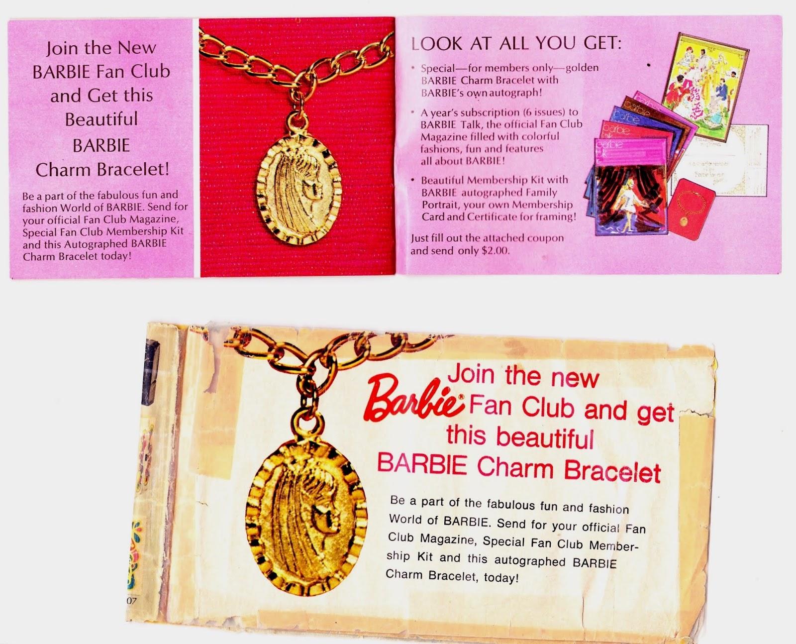 Solo In The Spotlight Crystal Bracelet Jewelry #982 made for Barbie Dolls