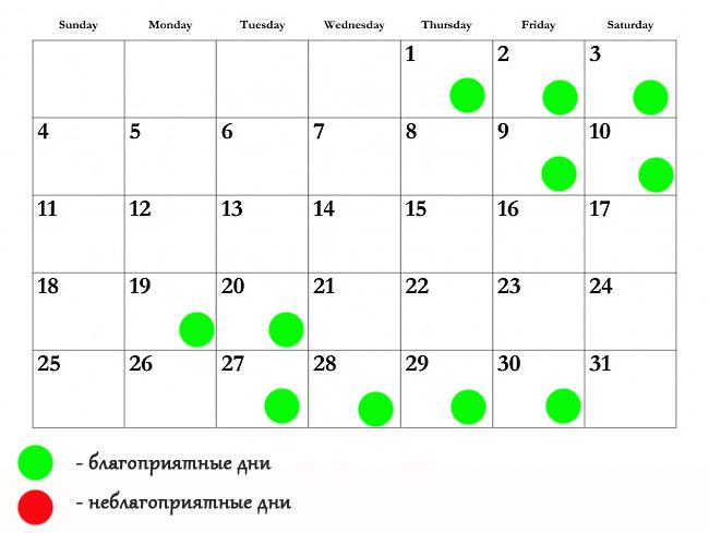 Диета для похудения по лунному календарю 2016