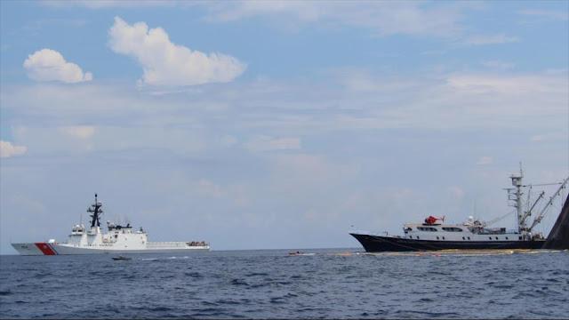 Venezuela pide a Armada de EEUU atender COVID-19 entre sus fuerzas