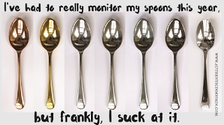 Monitor My Spoons - Authentic in My Skin