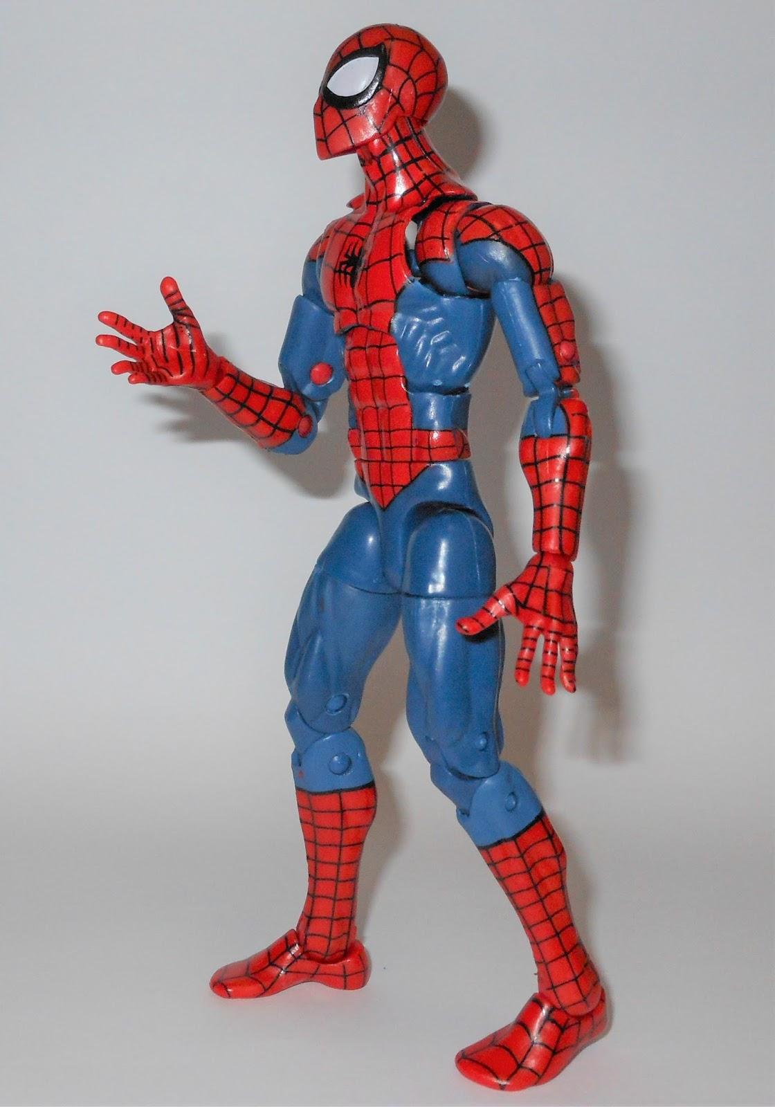 Sandman-SPIDER-MAN TITAN HERO PERSONAGGIO cattivi 30cm DA HASBRO