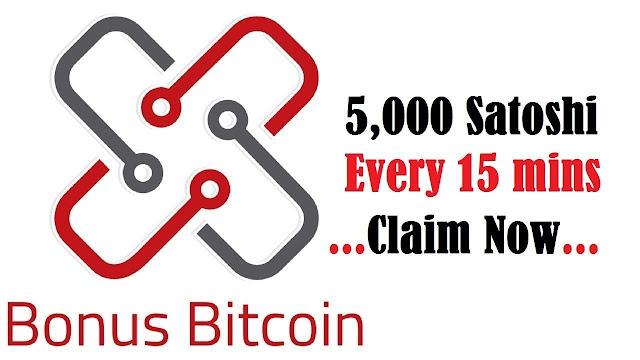Bouns Bitcoin
