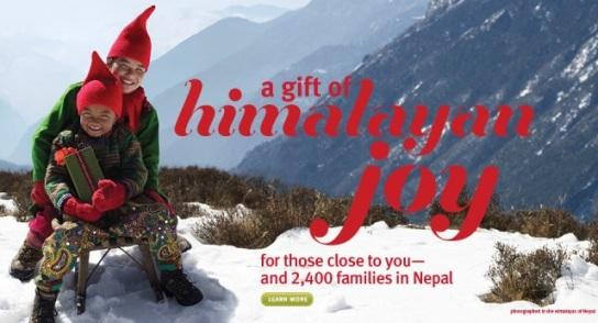 aveda gift of himalayan nepal