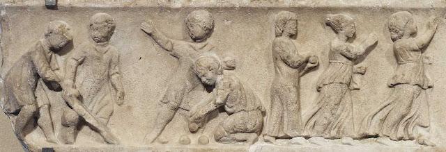 Patria potestad y Derecho romano