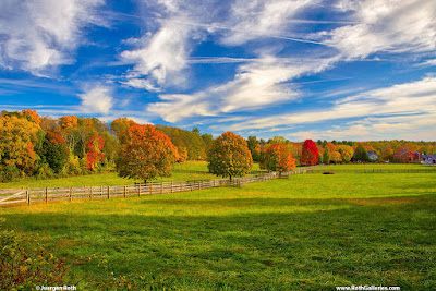Rural Massachusetts farmland Sherborn, MA