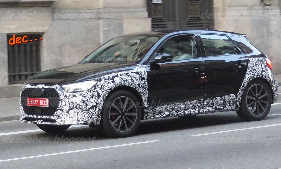 2018 Audi A1 mkII 5
