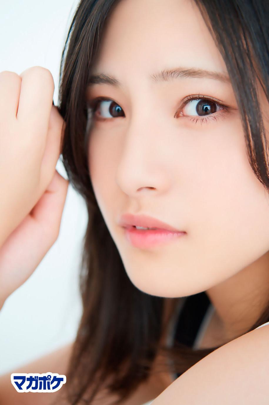 Tanikawa Hijiri 谷川聖, AKB48 Team8 x Weekly Maga Cover Competition