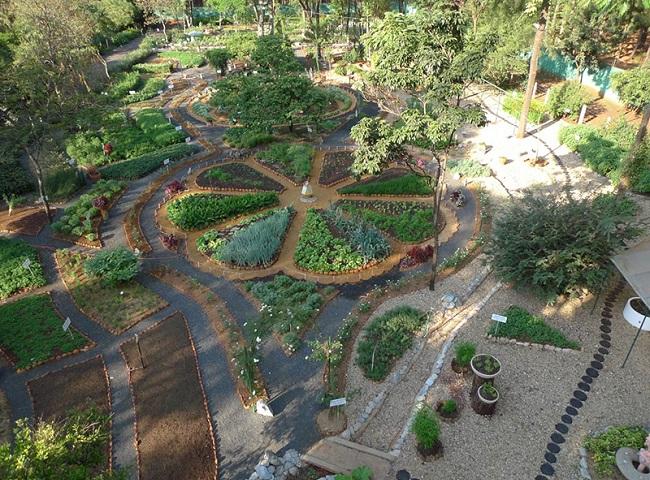 Jardim da Paz/Reprodução