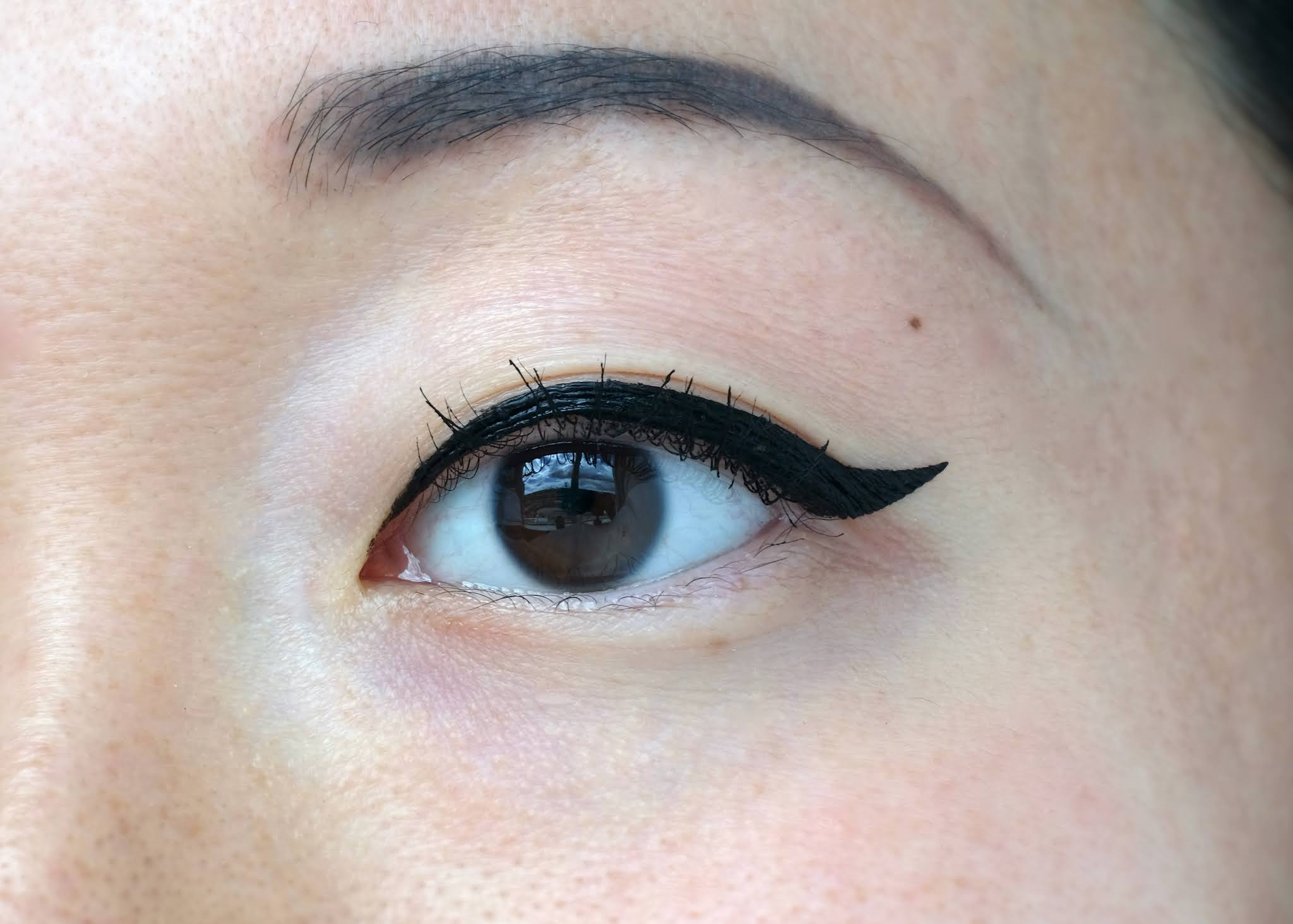 Bite Beauty   Upswing Extreme Longwear Liquid Eyeliner: Review and Swatches