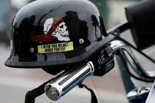 Michigan Motorcycle Helmet Law