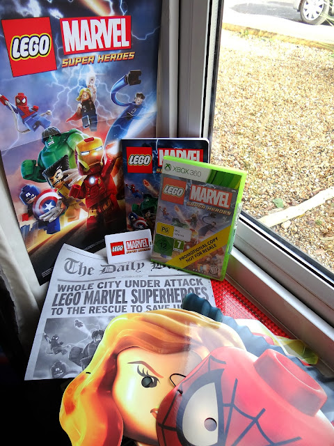 LEGO Marvel UK, LEGO Marvel Super Heroes, new LEGO game