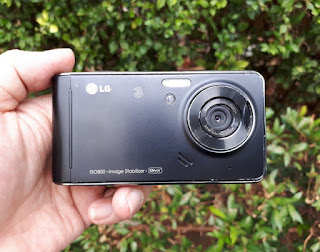Hape Jadul LG KU990 Viewty Seken Fullset Full Original LG