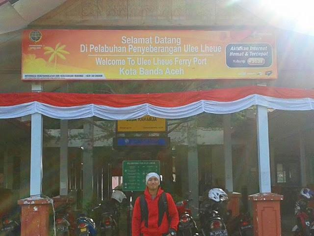 Pelabuhan Ulee Lheue Aceh