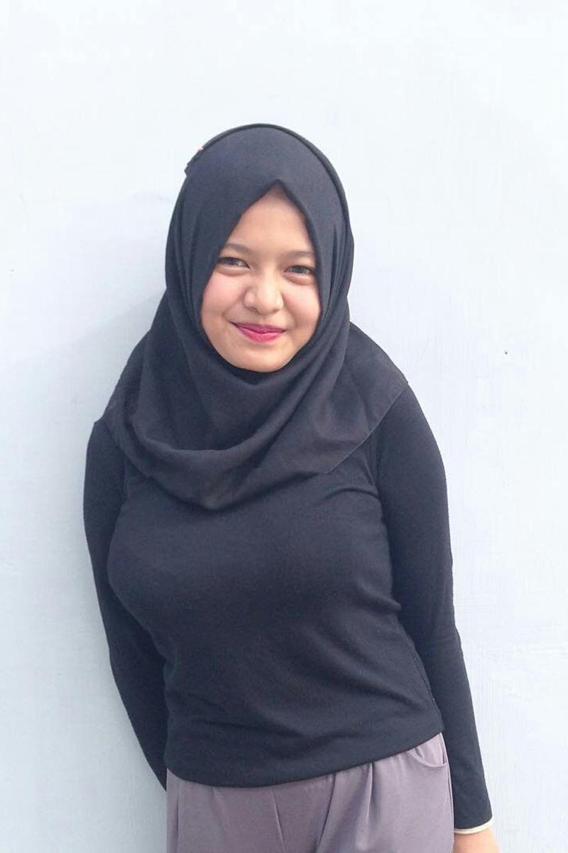 bh Cewek IGO jilbab Cantik