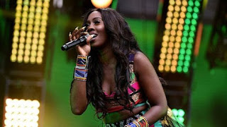 Tiwa Savage has sparked hot at City FM OAPs whom were caught unaware on camera, mocking and insulting her.