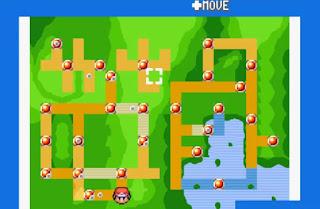 Pokemon Verde Musgo en Español para GBA Mapa 4 Regiones