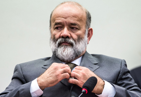 Contingenciamento de um terço das verbas da Operação Lava Jato, que causa tensão do governo com membros da força-tarefa, é um dos desafios do novo ministro