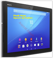 Flash Sony Xperia Z4 Tablet