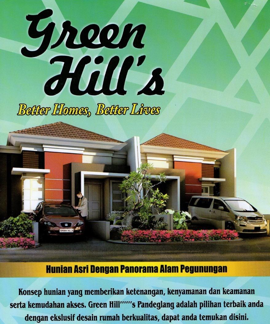 GREEN HILLS CILEGON