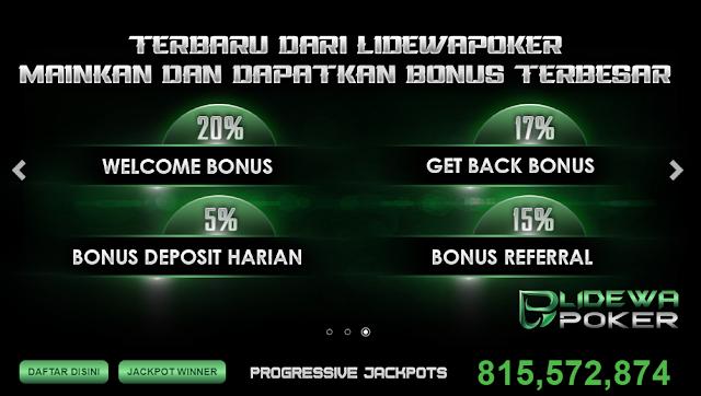 Website poker online terbaik