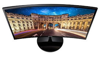 Monitor PC SAMSUNG Curved LED 24 Inch LC24F390FHE